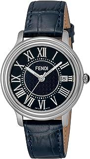 [フェンディ]FENDI 腕時計 CLASSICOROUNDMEN ネイビー文字盤 F256013031 メンズ 【並行輸入品】