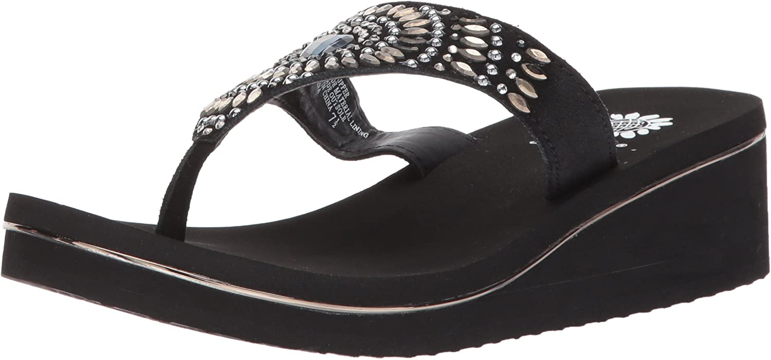 Yellow Box Womens Sailina Sandal