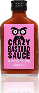 Crazy Bastard Sauce - Chipotle & Ananas 100ml