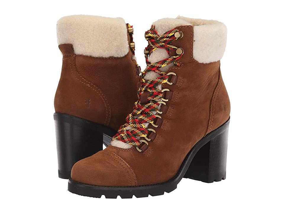 Frye Addie Hiker Strap (Tobacco) Women