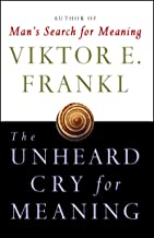 Best the unheard cry for meaning Reviews