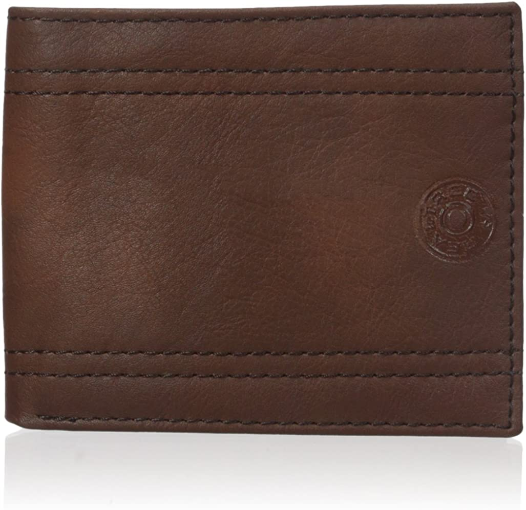 Realtree Men's RFID Blocking Passcase Wallet