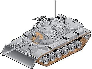 DRAGON 1/35 Israeli Defense Force IDF M60 ERA (Explosion Reactive Armour/Reactive Armour) / DML3582 1:35 Dragon IDF M60 Tank with Dozer Blade [Model Building KIT]