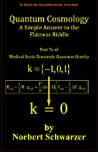 Quantum Cosmology - A Simple Answer to the Flatness Riddle: Part 7c of Medical Socio-Economic Quantum Gravity