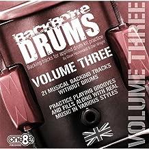 Vol 3: Backing Tracks for Applied Drumming Practice (Rock, Pop, Punk & Reggae)