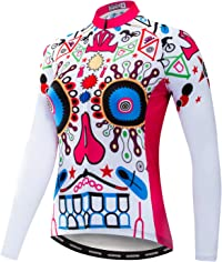 Maillot cycliste manches longues femme 2