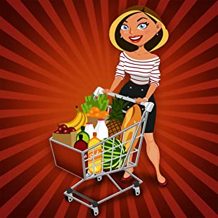 Shopping Cart Madness  The grocery store crazy sale day - Free Edition:Kisaran