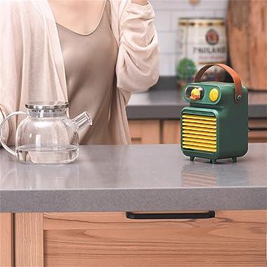HUAXUE ac Unit Portable, Mini Air Conditioner Air Conditioner Fan, Purifier Portable Air Conditioner, Mini Air Conditioner,3