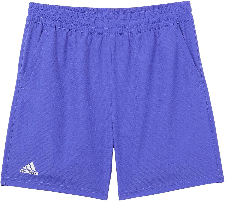 adidas Boys Club Short - Purple/White