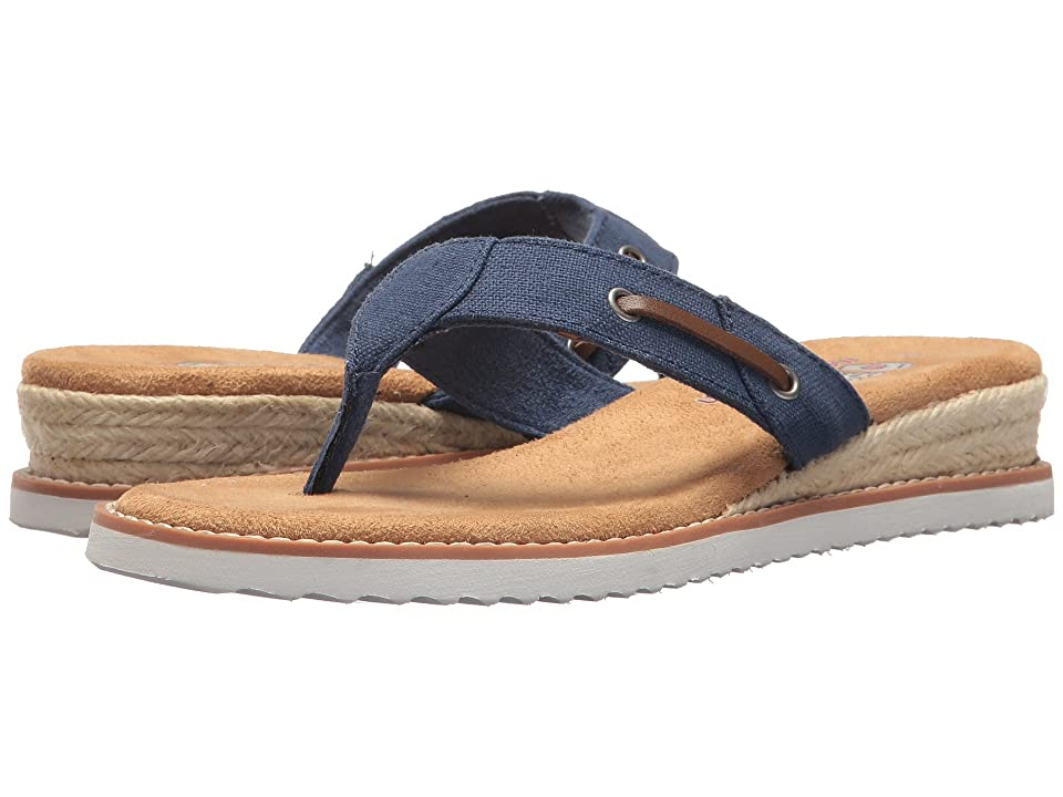 BOBS from SKECHERS Desert Kiss Off Grid (Navy) Women