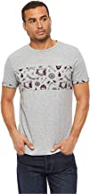 Brave Soul T-Shirts For Men, Light Grey M