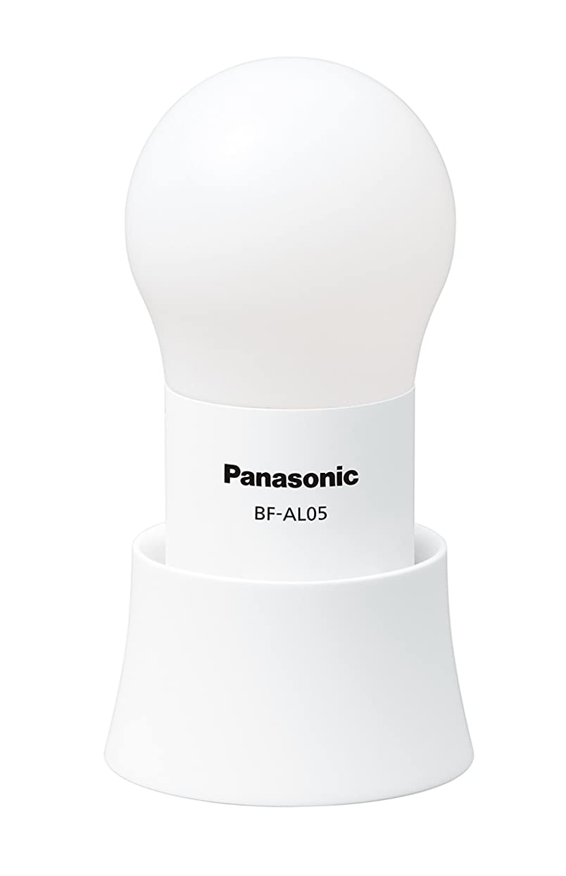 重くする会計スキルパナソニック LEDランタン BF-AL05P-W