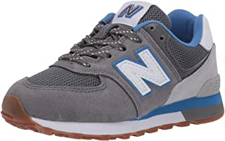 New Balance 574 Pc574atr Medium, Basket Mixte Enfant
