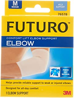 Futuro Comfort Lift Elbow Support, Size M