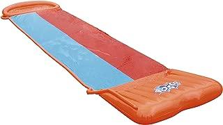 Bestway 5.5 m H2O Go! Double Slider Water Slide (Orange/Blue)