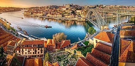 CASTORLAND The Last Sun on Porto 4000pieza(s) - Rompecabezas (Jigsaw Puzzle, Ciudad, Niños y Adultos, Niño/niña, 9 año(s), 1380 mm)