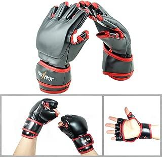MaxxMMA Mixed Martial Arts Training Grappling Gloves