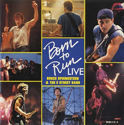 Born to run (live, 1985/87, & the E Steet Band) / Vinyl single [Vinyl-Single 7'']
