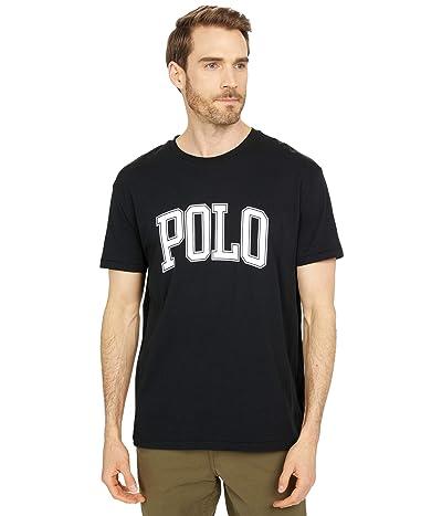 Polo Ralph Lauren Classic Fit Logo Jersey T-Shirt (Polo Black) Men