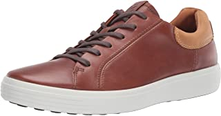 ECCO Men's Soft 7 Tie Sneaker