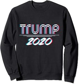 Trump 2020 For President Election Streetwear Sweatshirt
