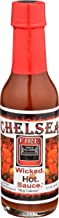Chelsea Fire, Sauce Hot Wicked, 5 Ounce