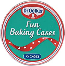 Dr. Oetker Fun Baking Cases  - 75 Counts
