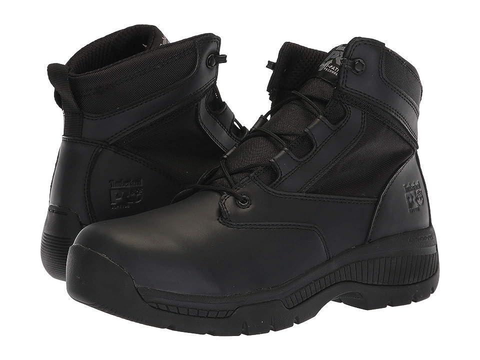 Timberland PRO Valor Duty 6 Soft Toe (Black) Men