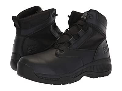 Timberland PRO Valor Duty 6 Soft Toe (Black) Men