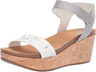 Yellow Box Women's Gabriella Wedge Sandal