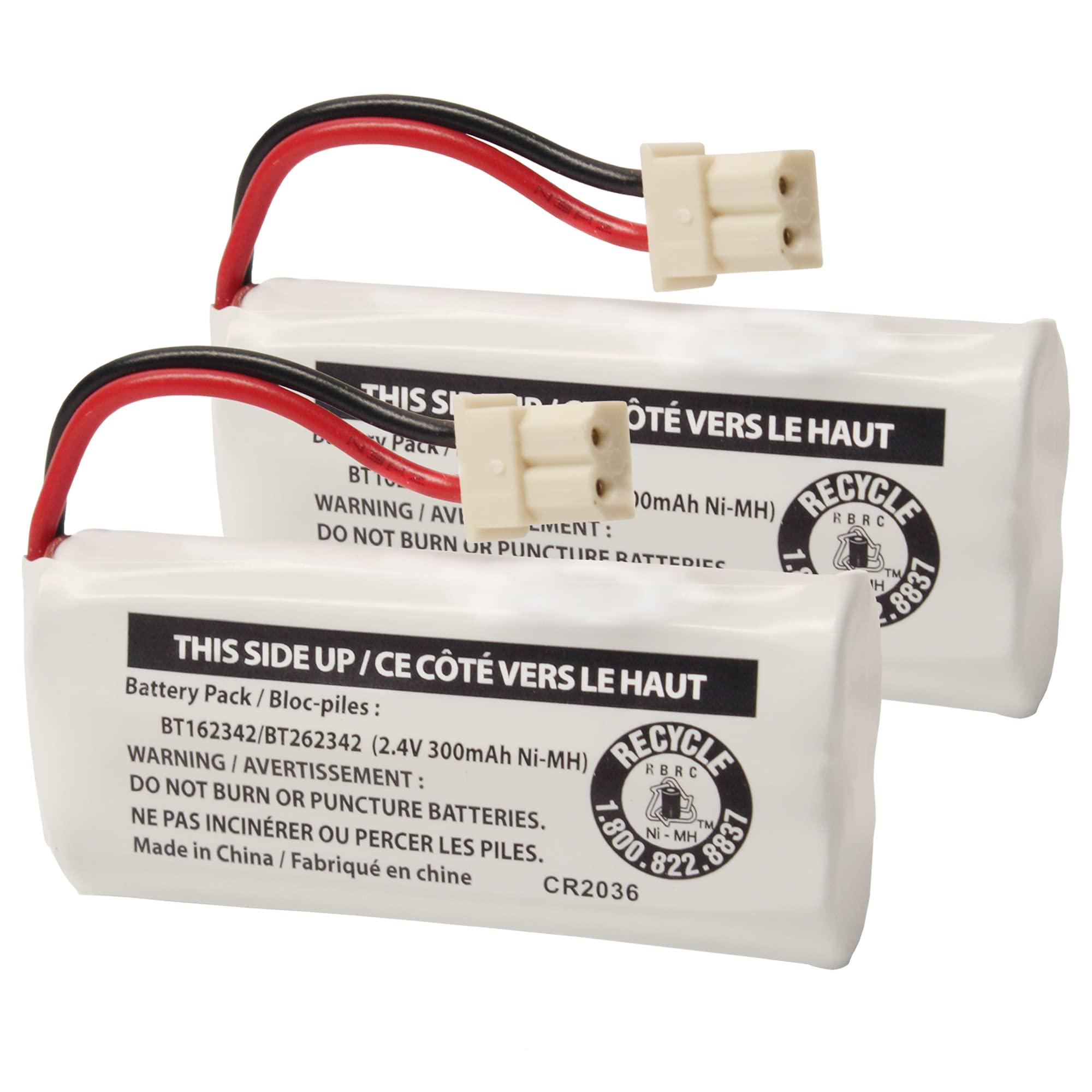 2 Bateria Para VTech AT