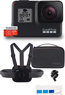 【GoPro公式限定】GoPro HERO7 Black + スポーツキット + SDカード + 非売品ステッカー バンドル
