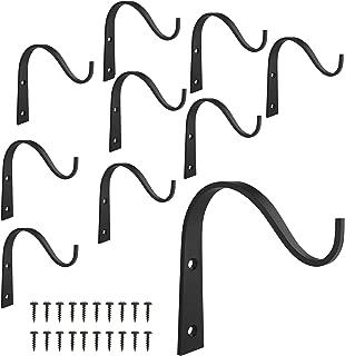 Best wall mount planter hooks Reviews