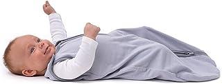 baby deedee Sleep Nest Lite Sleeping Bag Sack, Gray Stripes, Large (18-36 Months) (475)