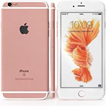 Apple iPhone 6s, Virgin Mobile, 64GB - Rose Gold (Renewed)