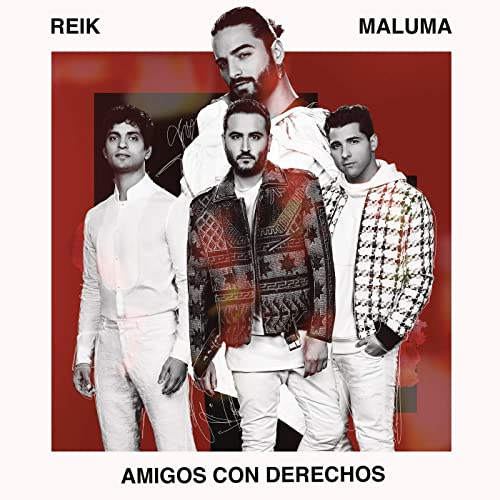 Amigos Con Derechos Von Reik Maluma Bei Amazon Music Amazon De