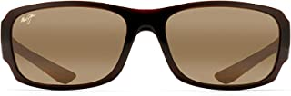 Maui Jim Sunglasses | Bamboo Forest 415 | Wrap Frame, with Patented PolarizedPlus2 Lens Technology