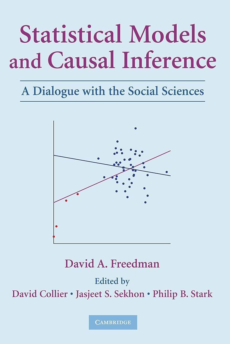 義務づける裁判所上回るStatistical Models and Causal Inference: A Dialogue with the Social Sciences