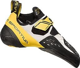 La Sportiva Solution White/Yellow Talla: 38