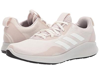 adidas Running Purebounce+ Street (Orchid Tint/Cloud White/True Pink) Women