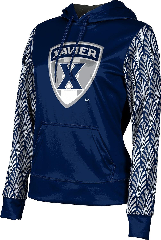 ProSphere Xavier University Girls' Pullover Hoodie, School Spirit Sweatshirt (Deco)