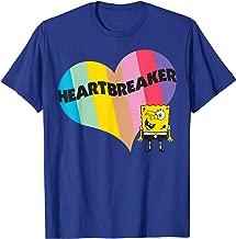 Spongebob Squarepants Spongebob Heart T-Shirt
