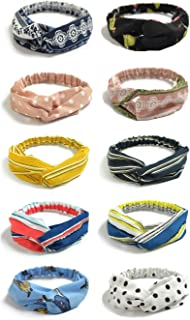 Best cute girls hairstyles knotted headband Reviews