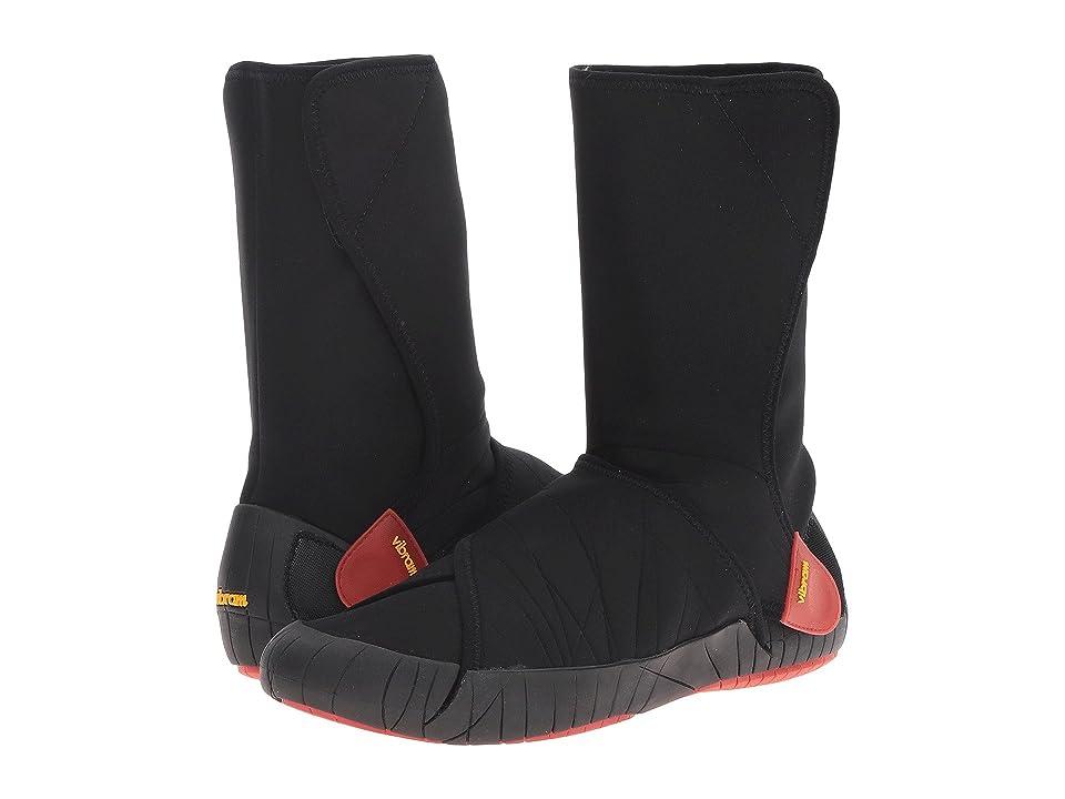 Vibram FiveFingers Furoshiki Neoprene Boot (Black/Red) Women