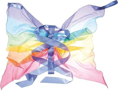 precios al por mayor Alas de seda del arco arco arco iris  seguro de calidad