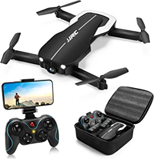 Drones with 1080P HD Camera for Beginners,JJRC H71 Foldable Drone with Optical Flow Positioning,...