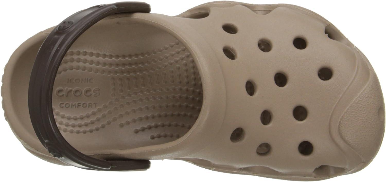 Zuecos Unisex ni/ños Crocs Swiftwater Clog Kids