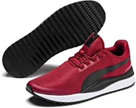 Puma Unisex's Pacer Next Fs Rhubarb Black Wh Sneakers