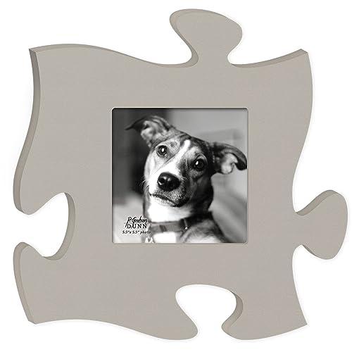 Puzzle Piece Picture Frame Amazoncom