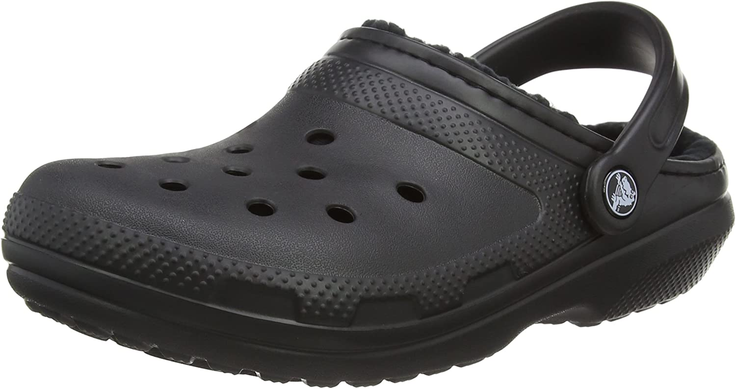 Crocs Unisex-Erwachsene Unisex-Erwachsene Unisex-Erwachsene Classic Lined Clogs  f20827
